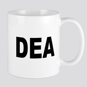 DEA Drug Enforcement Administration Large Mugs